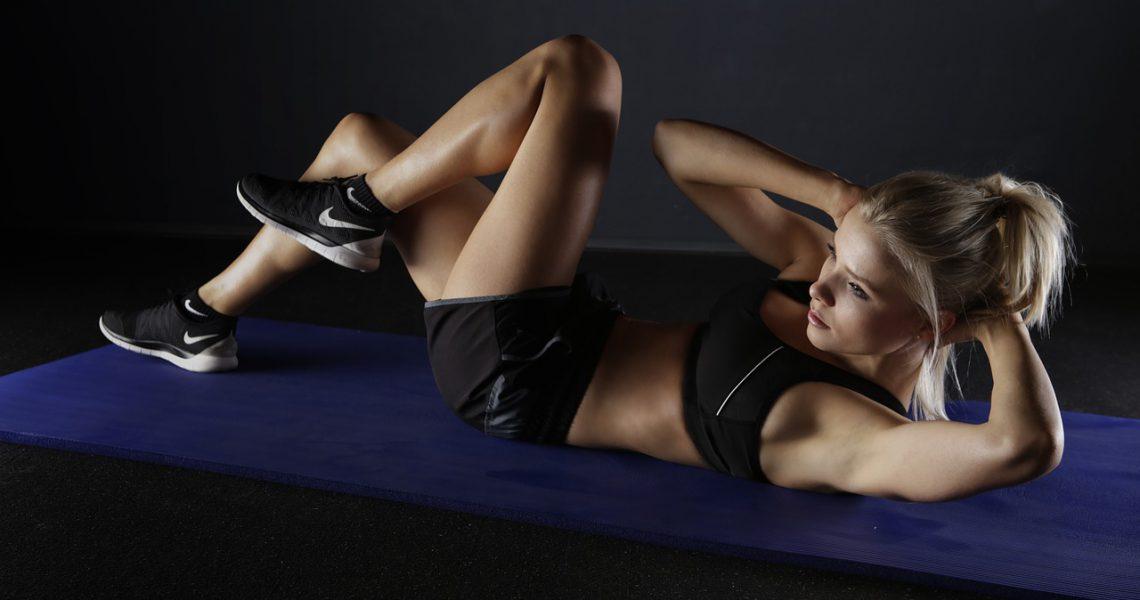 istruttrice di fitness